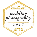 The World's Best Wedding Photography 2017 Junebug Weddings