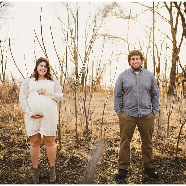 Courtney & Chad - Maternity session